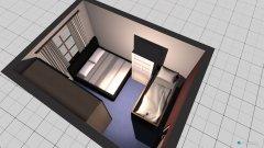 Raumgestaltung Methode 1 in der Kategorie Schlafzimmer
