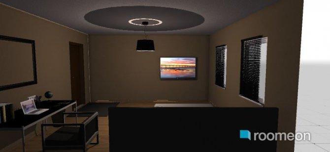 Raumgestaltung meu QUARTO in der Kategorie Schlafzimmer