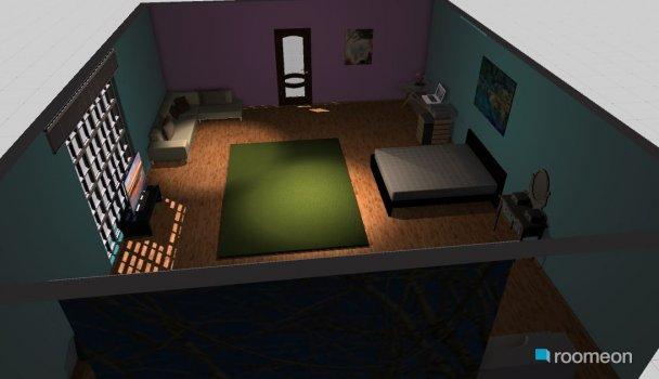 Raumgestaltung mi avitación in der Kategorie Schlafzimmer