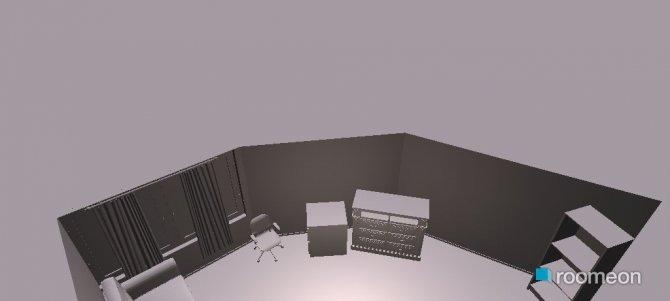 Raumgestaltung Mi Pieza in der Kategorie Schlafzimmer