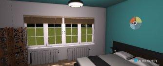Raumgestaltung mia 5 in der Kategorie Schlafzimmer