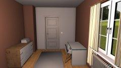 Raumgestaltung miau in der Kategorie Schlafzimmer