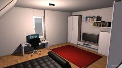 Raumgestaltung michael in der Kategorie Schlafzimmer