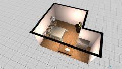 Raumgestaltung michaels schlafzimmer  in der Kategorie Schlafzimmer