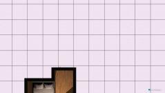 Raumgestaltung Mieszkanie in der Kategorie Schlafzimmer