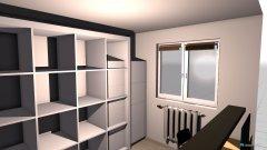 Raumgestaltung Mikołaj pokój in der Kategorie Schlafzimmer