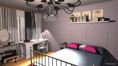 Raumgestaltung Mimi in der Kategorie Schlafzimmer
