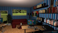 Raumgestaltung mini room in der Kategorie Schlafzimmer