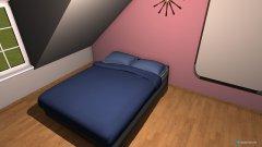 Raumgestaltung Mischii room 1 in der Kategorie Schlafzimmer