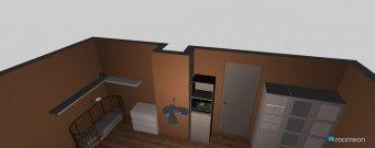 Raumgestaltung misko in der Kategorie Schlafzimmer