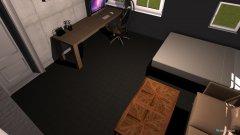 Raumgestaltung Mitt nya rum in der Kategorie Schlafzimmer
