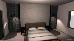 Raumgestaltung mm in der Kategorie Schlafzimmer