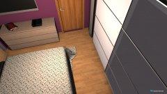 Raumgestaltung Modell 2 in der Kategorie Schlafzimmer