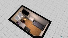 Raumgestaltung MOJ POKOJ! <3 in der Kategorie Schlafzimmer