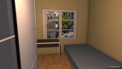 Raumgestaltung moj pokoj in der Kategorie Schlafzimmer
