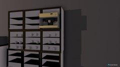 Raumgestaltung MOJA PRACOVNA in der Kategorie Schlafzimmer
