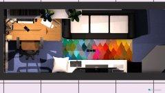 Raumgestaltung Moja soba v prihodnosti in der Kategorie Schlafzimmer