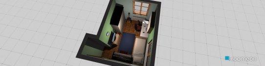 Raumgestaltung moja soba in der Kategorie Schlafzimmer