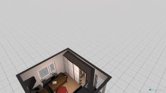 Raumgestaltung MojaIZBIČKA in der Kategorie Schlafzimmer