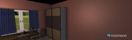 Raumgestaltung molu in der Kategorie Schlafzimmer
