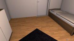 Raumgestaltung Momo_Raum_Vorher in der Kategorie Schlafzimmer