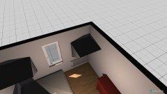 Raumgestaltung Mona Zimmer in der Kategorie Schlafzimmer
