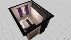 Raumgestaltung Moni in der Kategorie Schlafzimmer