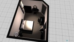 Raumgestaltung Monippels Room in der Kategorie Schlafzimmer