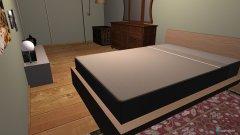 Raumgestaltung Monis Schlafzimmer in der Kategorie Schlafzimmer