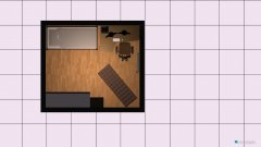 Raumgestaltung Moritz_zimmer_2.0 in der Kategorie Schlafzimmer