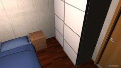 Raumgestaltung Münsterstr in der Kategorie Schlafzimmer