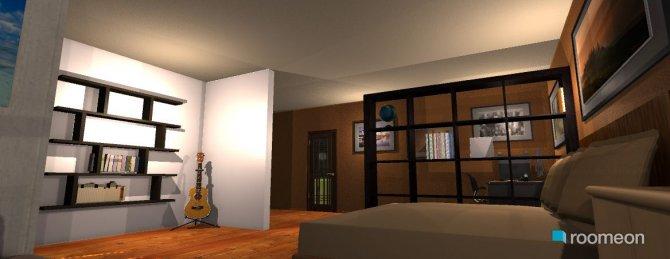Raumgestaltung mugie wardana in der Kategorie Schlafzimmer