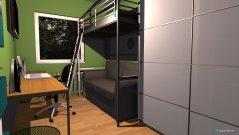 Raumgestaltung Muhamed´s Zimmer in der Kategorie Schlafzimmer