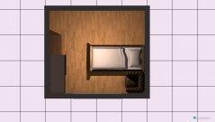 Raumgestaltung Mutti Zimmer in der Kategorie Schlafzimmer