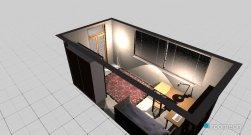 Raumgestaltung My 1st project in der Kategorie Schlafzimmer