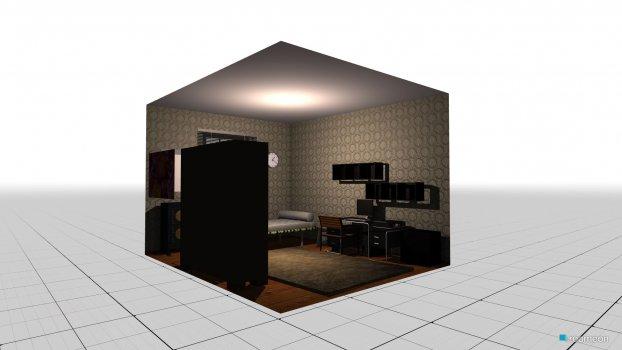 Raumgestaltung my dream room in der Kategorie Schlafzimmer