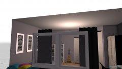 Raumgestaltung my new room in der Kategorie Schlafzimmer