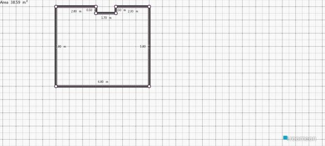 Raumgestaltung my rom in der Kategorie Schlafzimmer