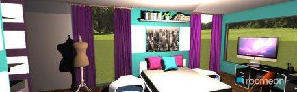 Raumgestaltung My Room #2 in der Kategorie Schlafzimmer