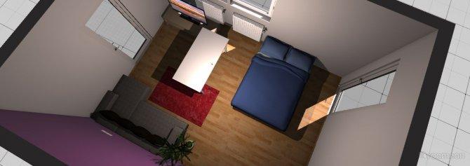 Raumgestaltung my room 4 in der Kategorie Schlafzimmer
