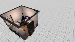 Raumgestaltung My room complete in der Kategorie Schlafzimmer
