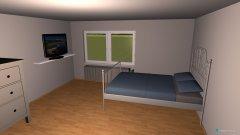 Raumgestaltung my room in der Kategorie Schlafzimmer