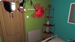 Raumgestaltung my rooom in der Kategorie Schlafzimmer