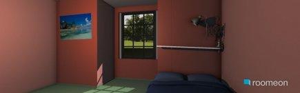 Raumgestaltung my son's room in der Kategorie Schlafzimmer