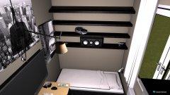 Raumgestaltung Én szobám in der Kategorie Schlafzimmer