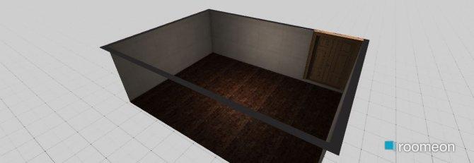 Raumgestaltung n1 in der Kategorie Schlafzimmer