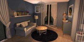 Raumgestaltung Nachtfee in der Kategorie Schlafzimmer
