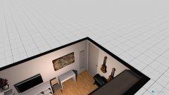 Raumgestaltung Nadi in der Kategorie Schlafzimmer
