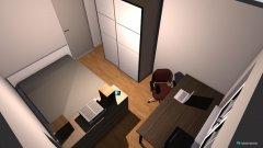 Raumgestaltung Nadja in der Kategorie Schlafzimmer