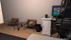 Raumgestaltung Nagy szoba in der Kategorie Schlafzimmer